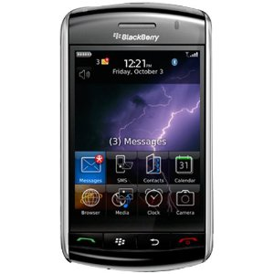 Blackberry Storm Negro Verizon Wireless
