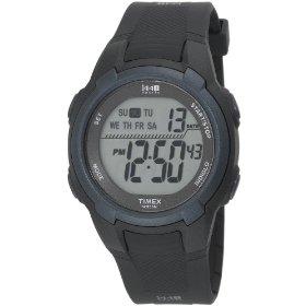 5d4a9bf124bc Unisex Timex T5K086 1440 reloj deportivo de resina Correa
